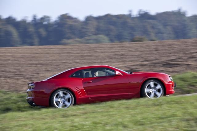 Chevrolet Camaro - Der American Dream lebt (Kurzfassung)