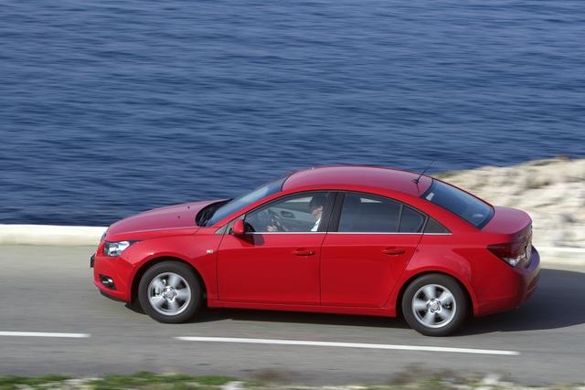 Gebrauchtwagen-Check: Chevrolet Cruze - Im Alter ein Absteiger