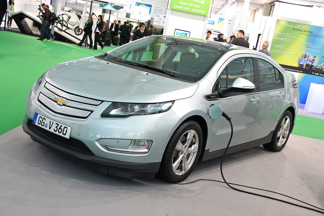 Chevrolet Volt - US-Alternative etwas günstiger