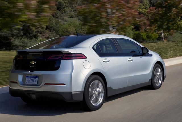 US-Verkaufsstart für Chevrolet Volt: Elektrofahrzeug kostet 41.000 Dollar