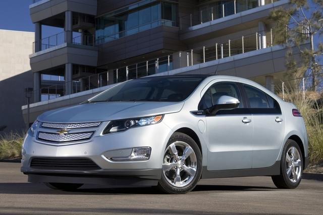 Mehr Volt: Chevrolet hebt Produktionsziel für E-Auto an