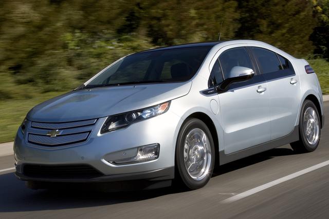 Erste Testfahrt im Chevrolet Volt: Captain Future ist gelandet (Fahrbericht)