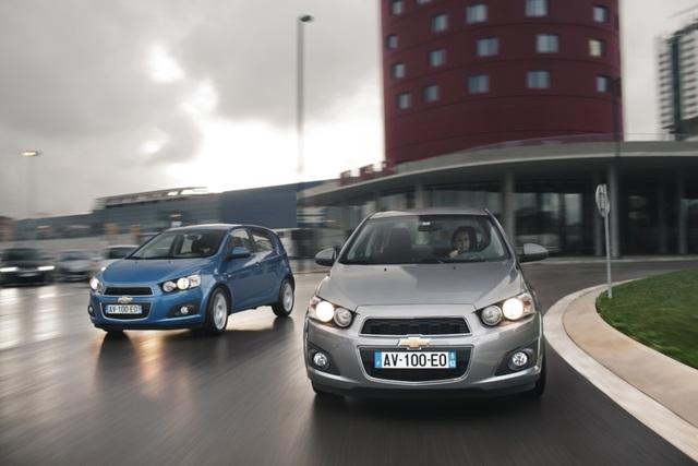 Preise für Chevrolet Aveo - Viel sicherer und etwas teurer