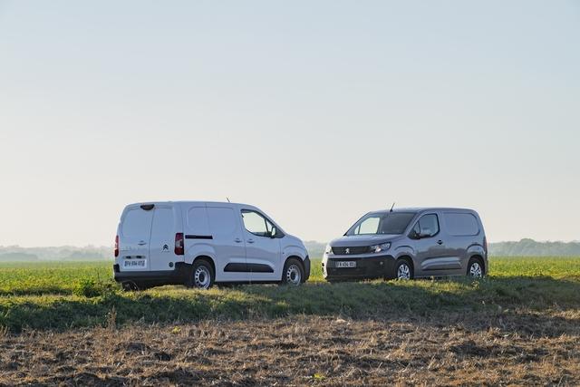 Fahrbericht Citroën Berlingo Kastenwagen Und Peugeot