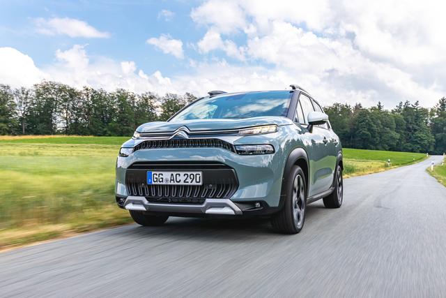 Fahrbericht: Citroën C3 Aircross Facelift  - In aller Farbenfrische