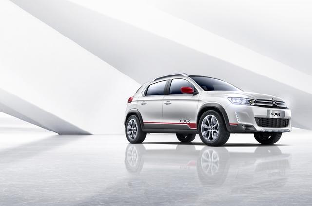 Citroen CX-R Concept - Mini-SUV für China