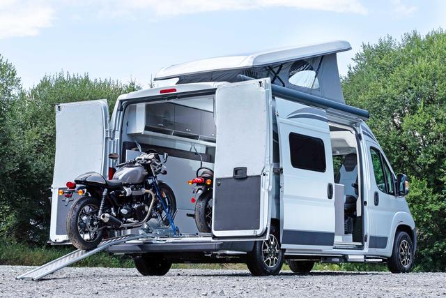 Citroën Jumper Biker Solution - Mein Motorrad und ich