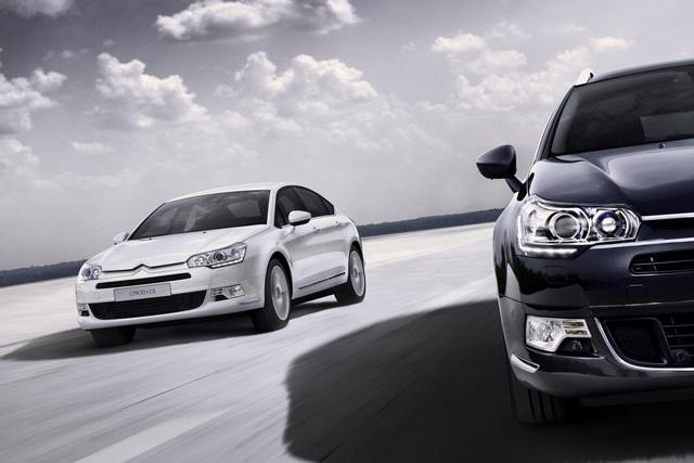 Citroen C5 - Stopp-Start und neuer Diesel