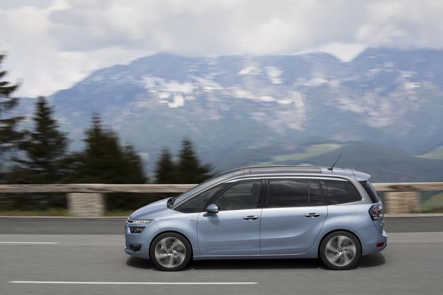 Citroën Grand C4 Picasso - Monsieur Maximal (Kurzfassung)