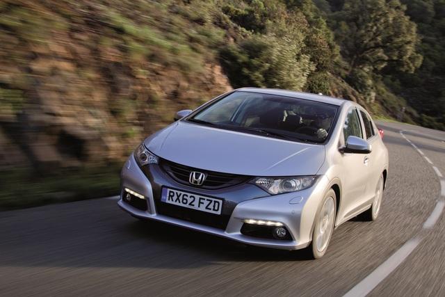 Honda Civic 1.6 i-DTEC - Kleiner Durst und große Leistung