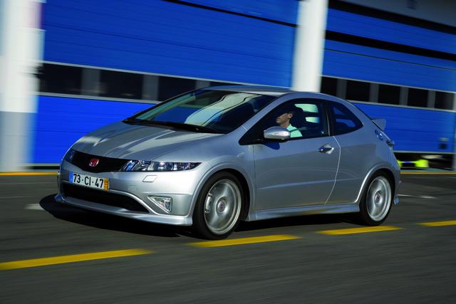 Honda: Aus für den Civic Type R
