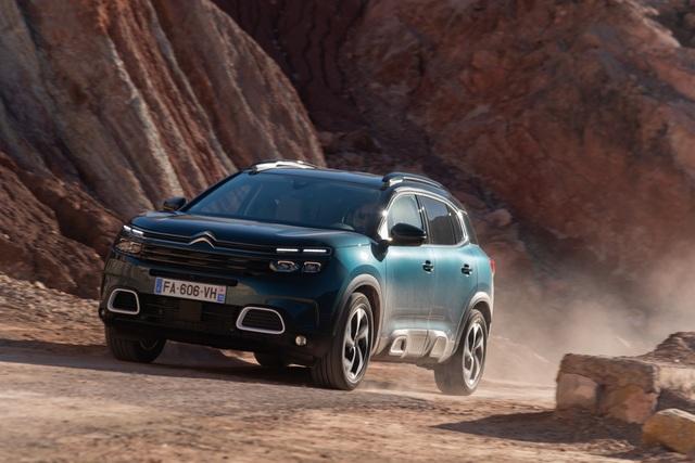 Fahrbericht: Citroën C5 Aircross  - Das Komfort-SUV