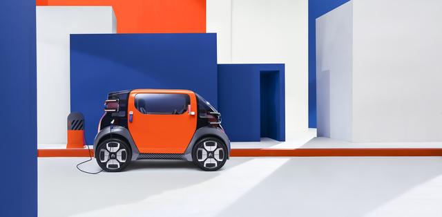 Citroen Ami One - Das Auto, das kein Auto sein will