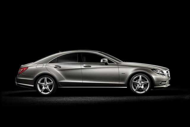 Mercedes-Benz CLS - Schöner Schwabe (Vorabbericht)
