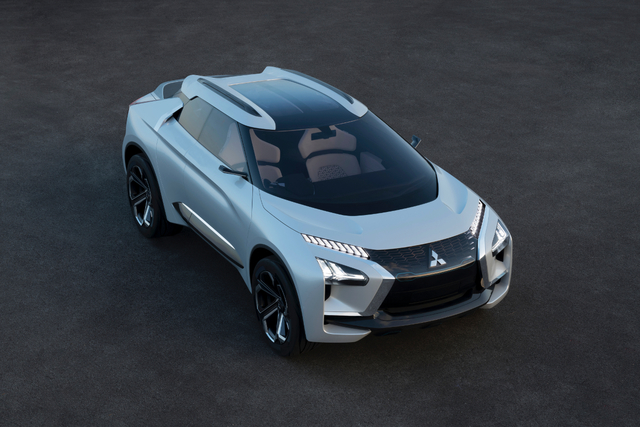 Mitsubishi e-Evolution Concept  - Mehr Intelligenz an Bord