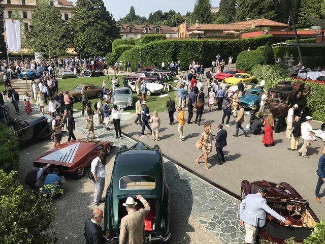 Concorso d'Eleganza Villa d'Este 2018 - In alter Schönheit