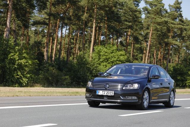 Autonomes Fahren - Continental entwickelt Cruising Chauffeur