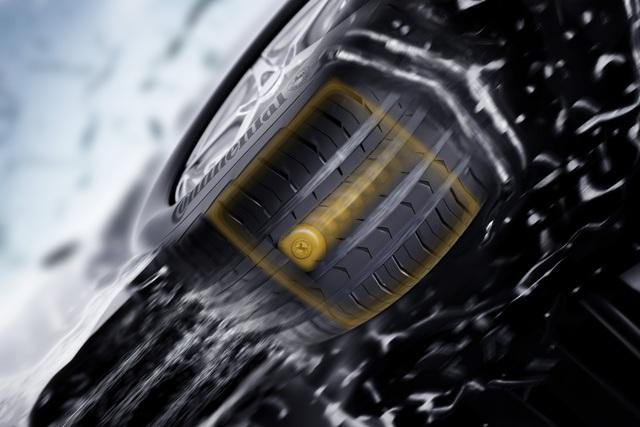 Intelligente Reifen - Gummi-Waage für mehr Sicherheit