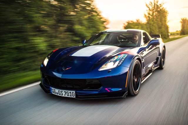 Test: Corvette Coupé - Mal wieder ernsthaft Sport treiben
