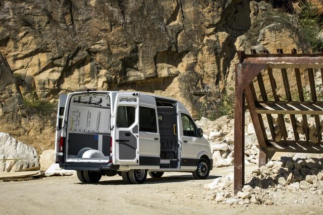 VW Crafter - So viel Assistenz wie nie (Kurzfassung)
