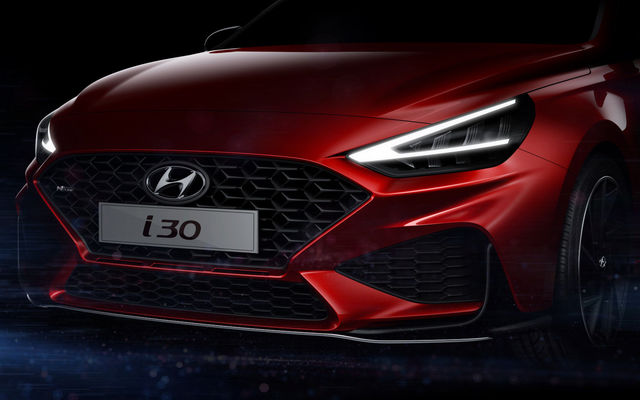 Hyundai i30 Facelift - Der Kombi wirkt sportlicher