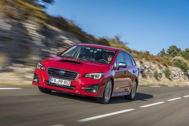 Fahrbericht: Subaru Levorg - Durch und durch solide – und dabei doch ganz anders