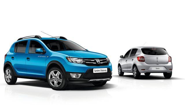 Dacia Sandero  - Preise leicht gesenkt