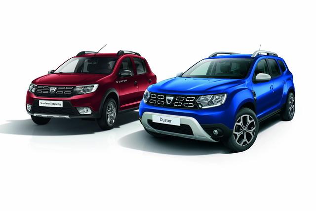 Dacia-Sondermodelle - Kleiner Bonus zum Jubiläum
