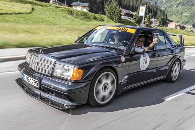 30 Jahre Mercedes 190 E 2.5-16 Evolution II - Schluss mit Spießer-Image