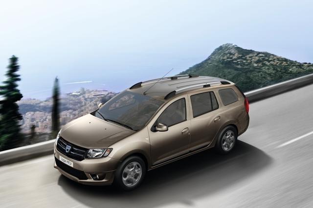 Dacia Logan MCV - Mehr Lifestyle – weniger Laden