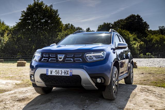 Fahrbericht: Dacia Duster Facelift - Nützlich geht kaum günstiger