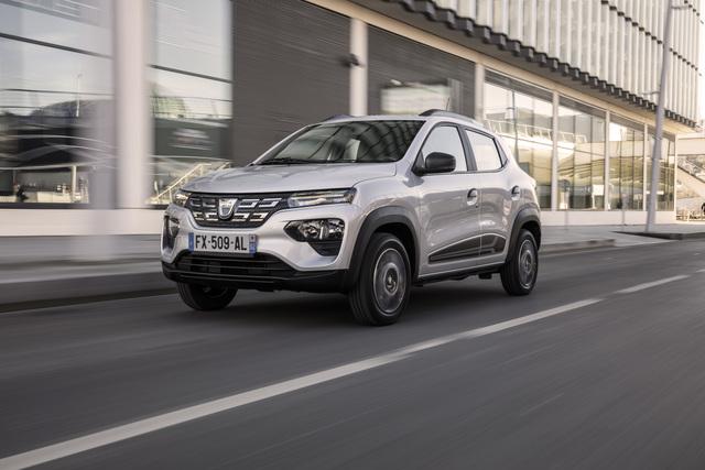 Fahrbericht: Dacia Spring - Stromer zum Spartarif