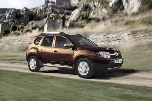 Kompakt-SUV im Kostenvergleich - Dacia kann es am billigsten