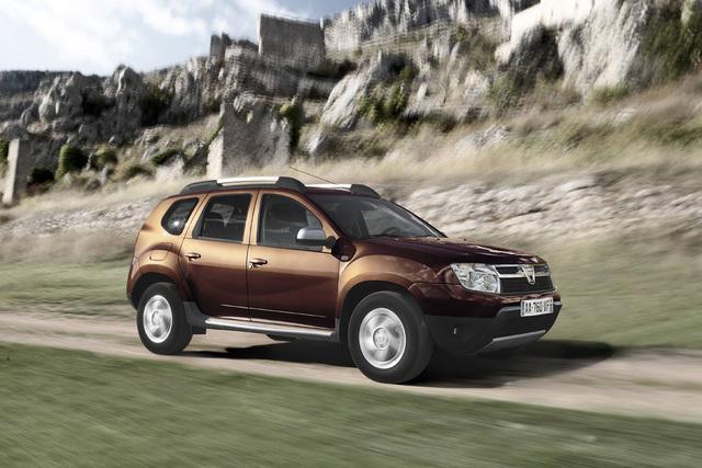 Dacia Duster - Günstig wird günstiger
