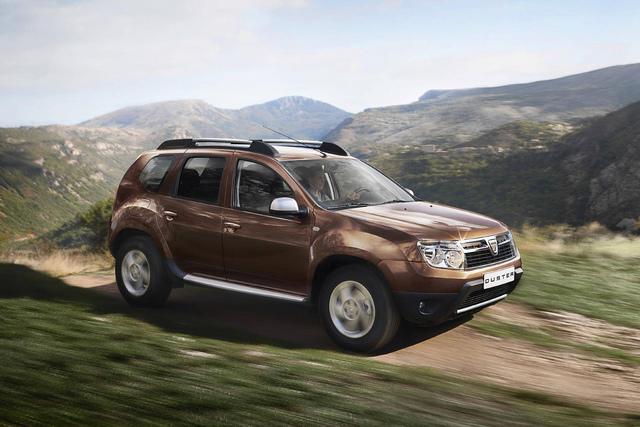 Dacia Duster - Mehr zum gleichen Preis