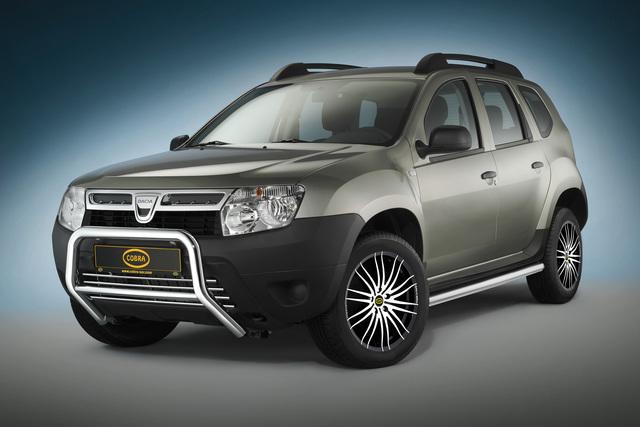 Dacia Duster - Tuning-Teile für das Billig-SUV