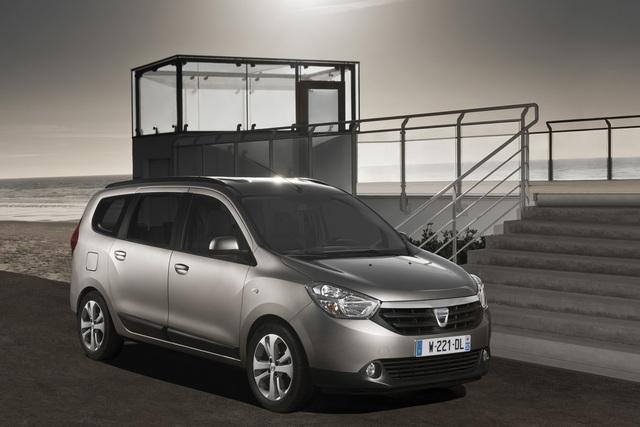 Dacia Lodgy - Neuer Van ab 9.990 Euro