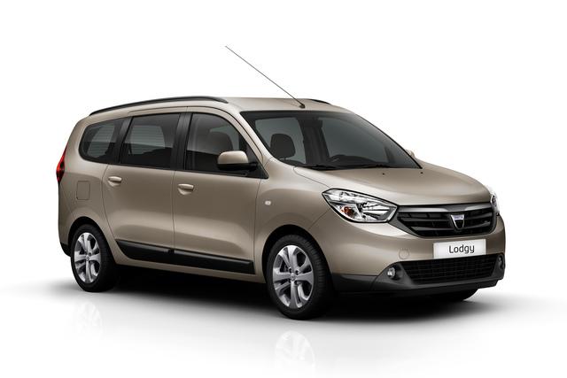 Dacia Lodgy - Kompaktvan auf Rumänisch