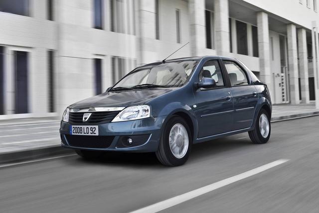 Dacia verkauft in Deutschland keine Logan-Limousine mehr