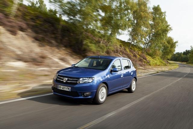 Dacia Sandero - Schluss mit dem Billig-Look