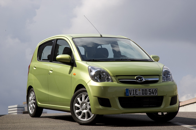 Daihatsu verlängert Garantie - Kurz vor Schluss