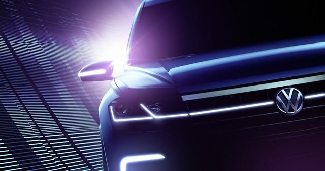 VW Beijing Concept - Ausblick auf den neuen Touareg