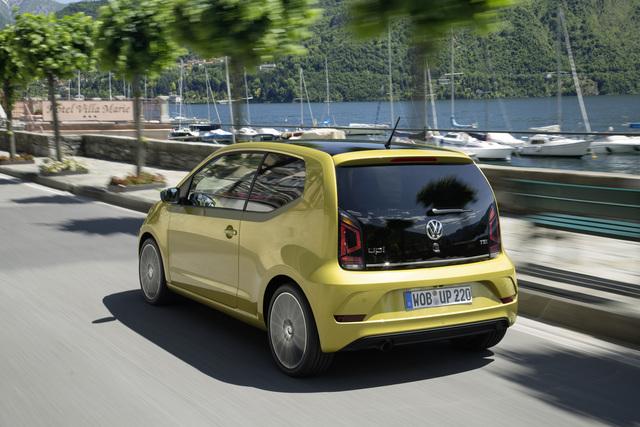VW Up - Ein Turbo für den Kleinsten (Kurzfassung)