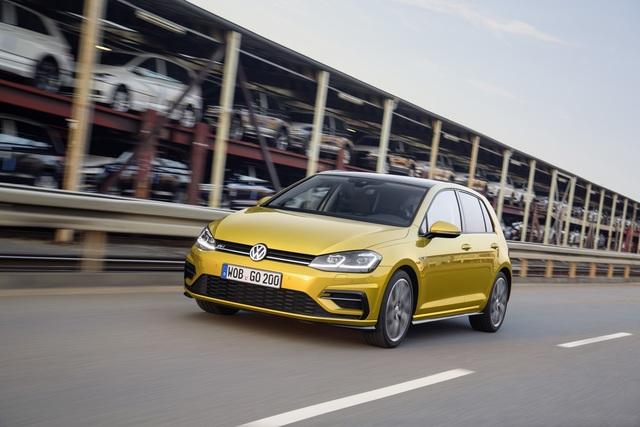 VW Golf 7  - Ein bisschen neu