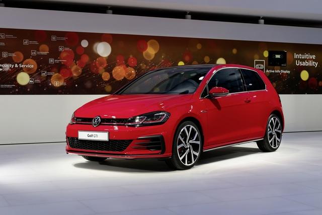 VW Golf GTI - Lifting und Doping