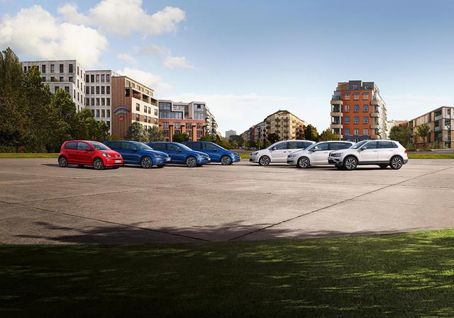 VW-Sondermodelle - Vernetzt und beheizt