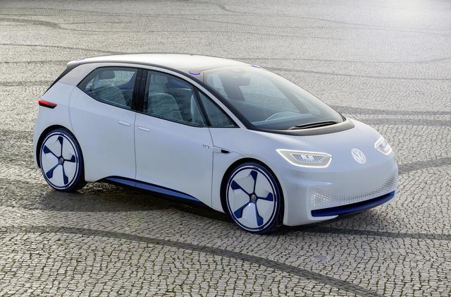 VW-Konzern baut mehr E-Autos als geplant - 70 neue E-Modelle in zehn Jahren