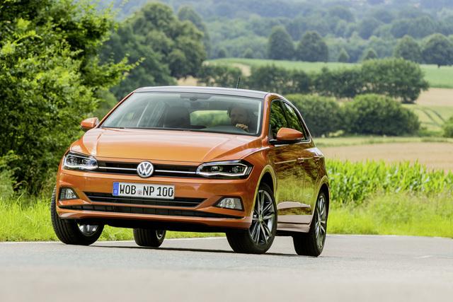 Test: VW Polo - Die analoge Alternative zum Digital-Golf