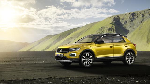 VW T-Roc - Bunte Schale, harter Kern