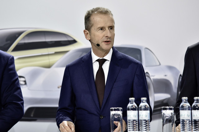 Drei Fragen an: VW-Chef Herbert Diess - Die USA sind extrem wichtig